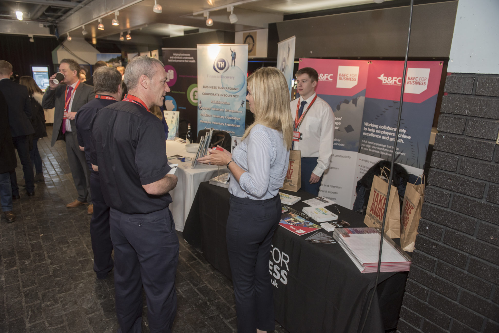 Expo Exhibition Stands Jobs : Shout expo exhibitions in lancashire merseyside and greater