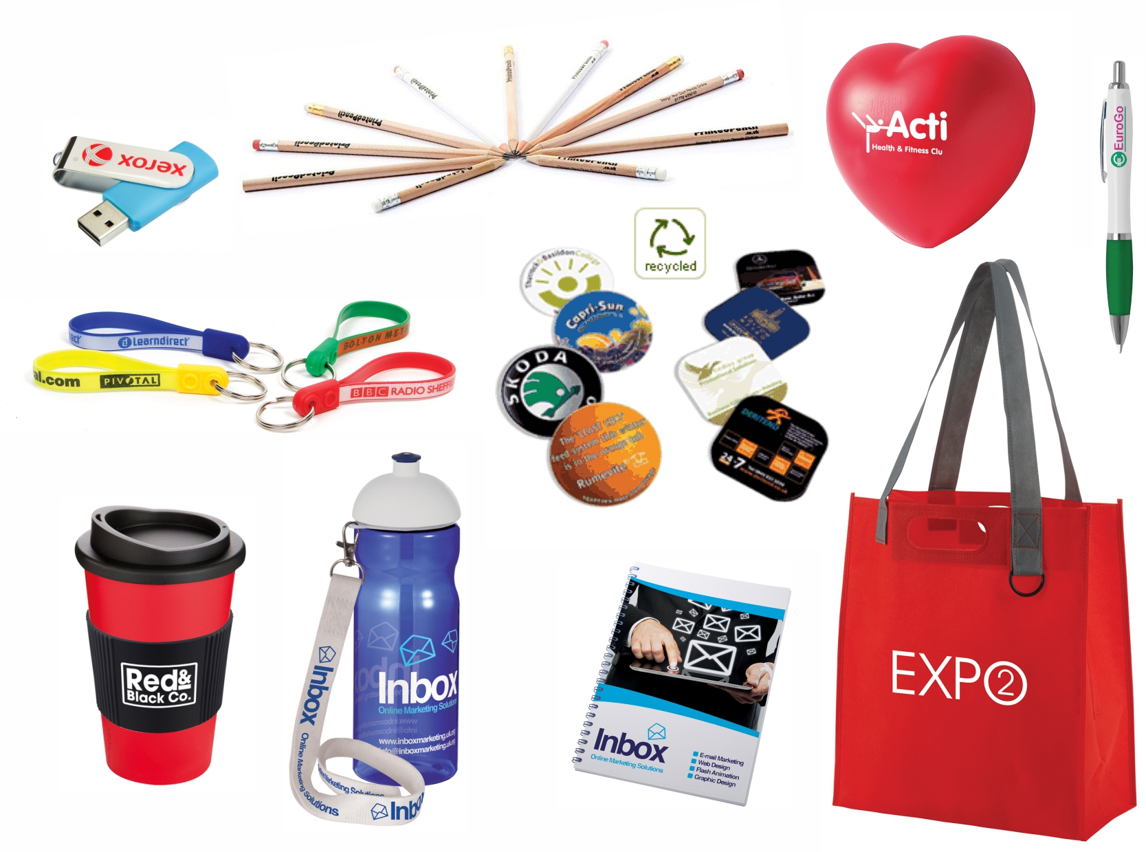 Enticing visitors to your exhibition stand